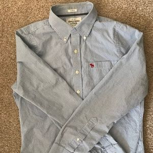 Abercrombie and Fitch button-down long sleeve - L